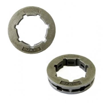 "Chainsaw Sprocket Rim 3/8"" x 7 Standard 7 for Pioneer, Remington"